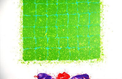 Hsiao Chin 蕭勤, '春耕-四季禮讚 La coltivazione di primavera-1(Canto delle 4 stagioni)', 2008