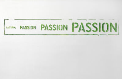 Job Koelewijn, 'Passion', 2020