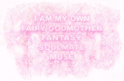 Amanda Manitach, 'I Am My Own Fairy Godmother', 2020