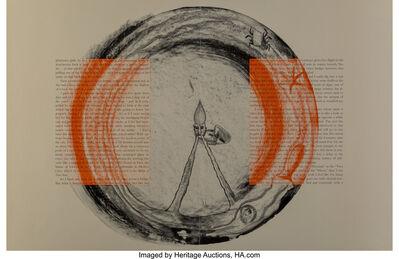 Francesco Clemente, 'Departure of the Argonaut', 1986