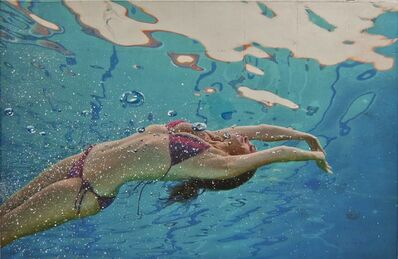 Eric Zener, 'Summer Lotus'
