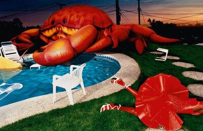 David LaChapelle, 'Crustacean Invasion', 2001