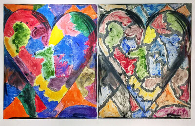 Jim Dine, 'The Grand Carpet', 2008