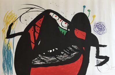 Joan Miró, 'L'aieule des 10.000 ages', 1976