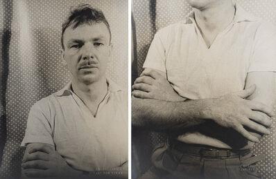 Carl Van Vechten, 'Portrait of Jared French', n.d.