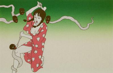 Toshio Saeki, 'Jyaki-Haku', 1974-2009