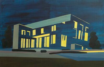 Vasilena Gankovska, 'By Night (A Study of the Wittgenstein House)', 2016