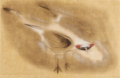 Morris Graves, 'Spirit Bird', 1954