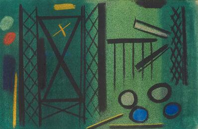 Carl Holty, 'Signal Lights'