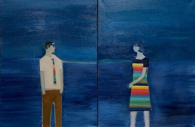 Tom Hammick, 'Love Divided: Adalieta and Torello', 2020