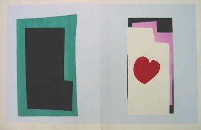Henri Matisse, 'Le Coeur (Heart)', 1947