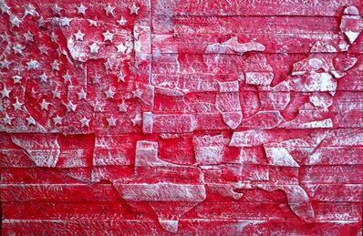 """Michael Beresheim, '""""Red""""', 2018"""