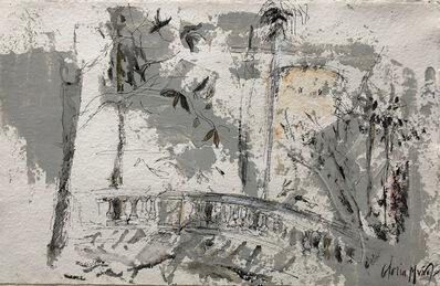 Gloria Muñoz, 'Jardín de Ofelia, Magnòlies II ', 2018