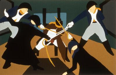 Jacob Lawrence, 'Deception', 1987