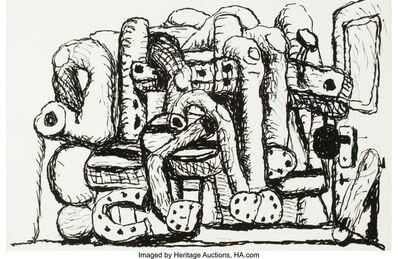 Philip Guston, 'Pile Up', 1981