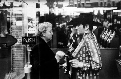 Elliott Erwitt, 'Gambler, Las Vegas', 1954