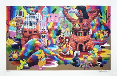 Okuda San Miguel, ''Quarantine Dreams'', 2020