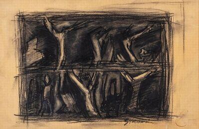 Mario Sironi, 'Composition', 1947