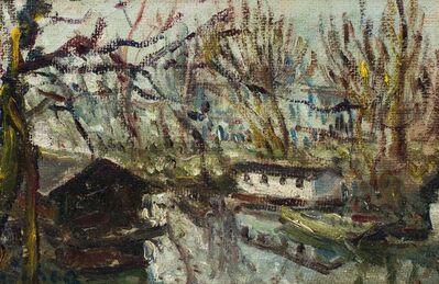 Dimitrie Berea, 'Bord de rivière'