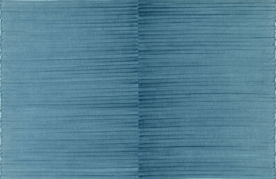 Irma Blank, 'Exercitium', 1987