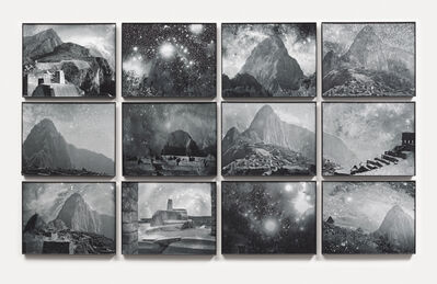 Michelle Stuart, 'Sun Alignment Over the Rio Urabamba', 1981/2015