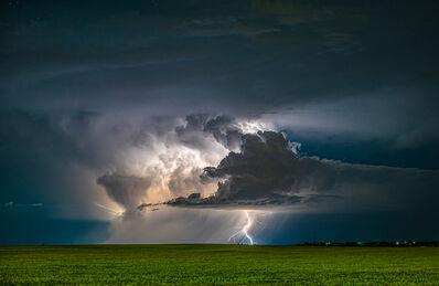 Jeremy Janus, 'Lightning on the Eastern Plains', 2020