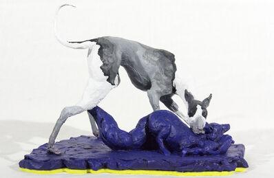 Nicholas Crombach, 'Hound 2/8', 2018