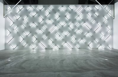 Robert Irwin, 'Light and Space', 2007