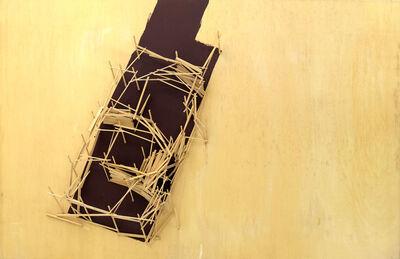 Tadashi Kawamata, 'SITE PLAN 26', 1991