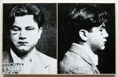 Richard Pettibone, 'Andy Warhol, 'Most Wanted Man #2', 1963, John Victor G. (#1)', 2002