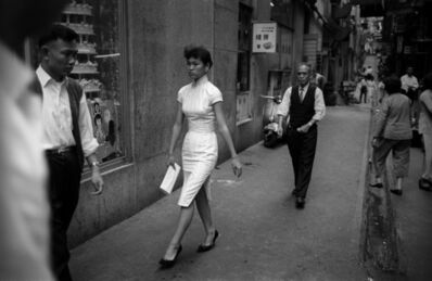Ed van der Elsken, 'Hong Kong, 1960', ca. 1960