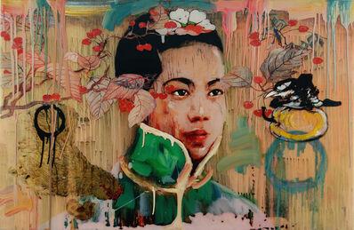 Hung Liu, 'Cherry', 2010