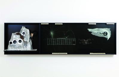 Zvi Goldstein, 'Reconstructed Memories (Lariam B)', 2001-2005