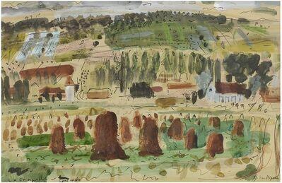 John Piper, 'La Chapelle', ca. 1962