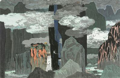 Ma Paisui 馬白水, 'Spring of Taroko', 1976