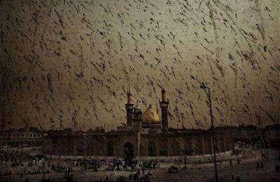 Francesco Zizola, 'Iman Hussein Mosque', 2003