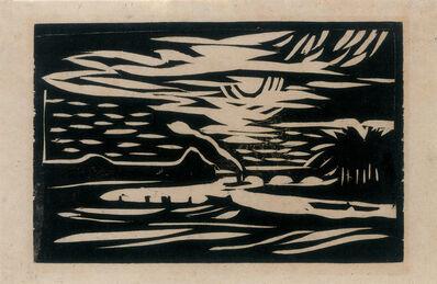 Ernst Ludwig Kirchner, 'Sonnenuntergang (Sunset)', 1905