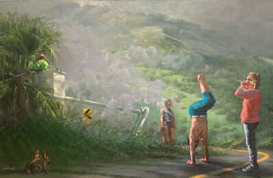 Jillian Denby, 'Shout', 2021