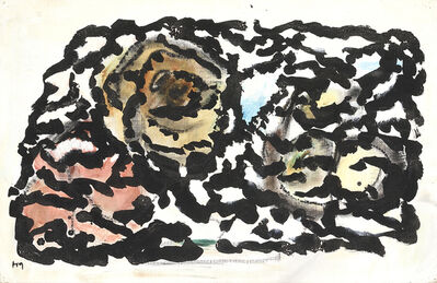 Henri Michaux, 'Untitled', 1976