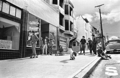 Hugh Holland, 'Ninth Avenue Locals, San Francisco, CA', 1977