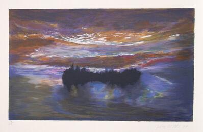Jules Olitski, 'Luminous Dawn', 1997