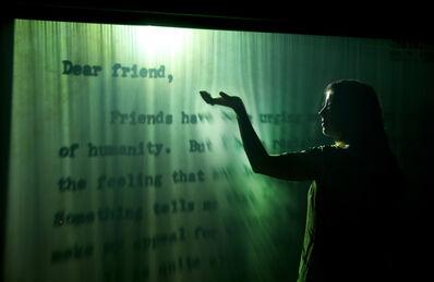 Jitish Kallat, 'Covering Letter', 2012