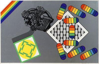 Peter Phillips, 'Pneumatics', 1968