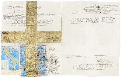 Nelson Felix, 'Desenhos para Esquizofrenia da Forma e do Êxtase', 2017-2018