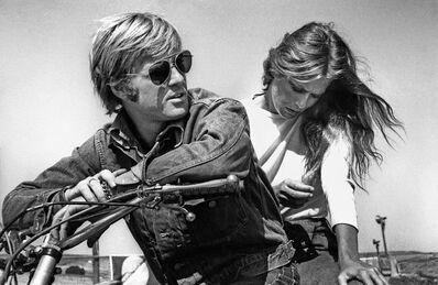 Steve Schapiro, 'Robert Redford & Lauren Hutton, Sonoma, CA', 1970