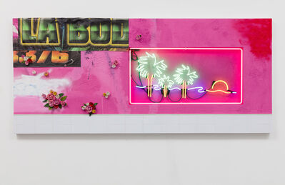 Patrick Martinez, 'Los Angeles Landscape 2 (Lincoln Heights to Venice)', 2017