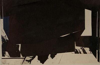 Budd Hopkins, 'Untitled', 2008
