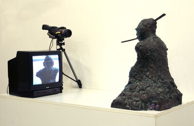 Nam June Paik, 'TV Buddha', 1984/89