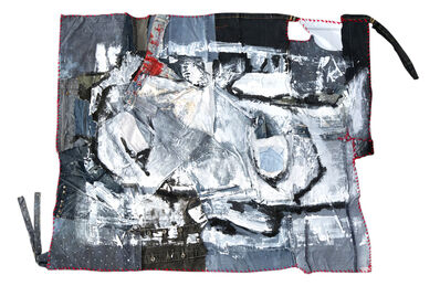 Ange-Arthur Koua, 'Transé (assieds toi)', 2019