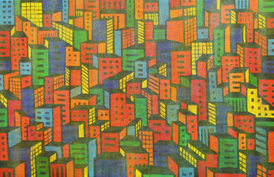 Claudio Tozzi, 'Cidades', 1984